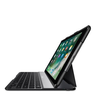 Belkin Qode Ultimate Lite - AZERTY mobile device keyboard - Zwart