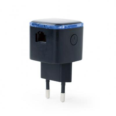 Gembird WNP-RP300-02-BK Wi-Fi-signaalversterkers