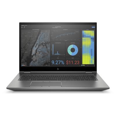 HP ZBook Fury 17 G7 Laptop - Grijs