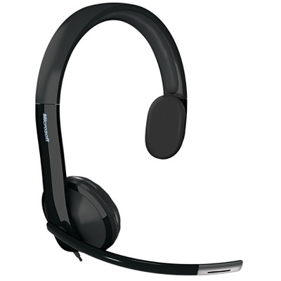 Microsoft headset: LifeChat LX-4000 for Business - Zwart