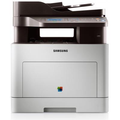 Samsung multifunctional: CLX-6260FD 4-in-1 Multifunction kleurenlaserprinter - Zwart, Cyaan, Magenta, Geel