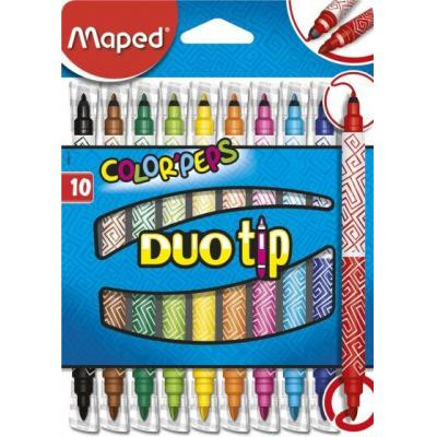 Maped viltstift: 849010 - Multi kleuren
