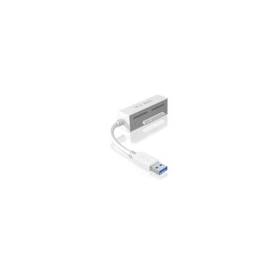 ICY BOX IB-AC603CR-U3 Kabel adapter - Wit