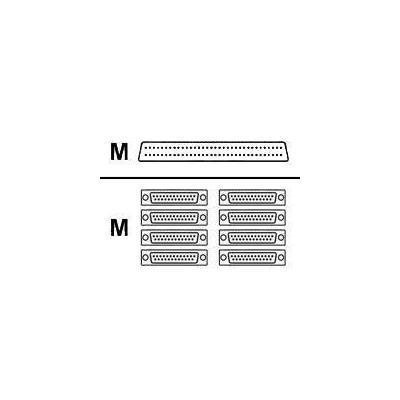 Cisco netwerkkabel: Cable/Octal Modem DB60>8xDB25 Male, 3m