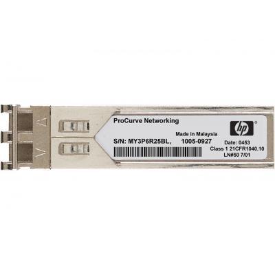 Hp netwerk tranceiver module: X170 1G SFP LC LH70 1550nm