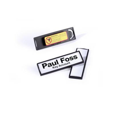 Durable 8132-01 Badge - Zwart