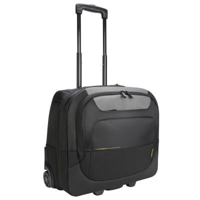 "Targus CityGear 15-17.3"" Roller Laptop Case Laptoptas - Zwart"