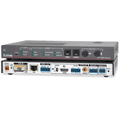 Extron XTP SFR HD 4K SM AV extender