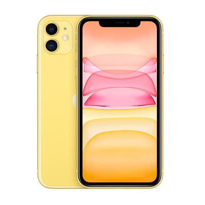 Apple iPhone 11 Smartphone - Geel 256GB