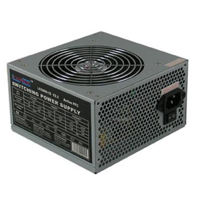 LC-Power LC500H-12 V2.2 Power supply unit - Grijs