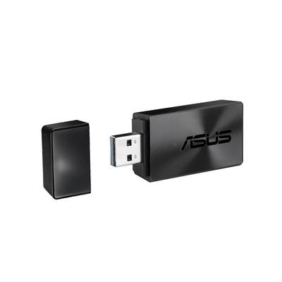 ASUS USB-AC54_B1 Netwerkkaart - Zwart