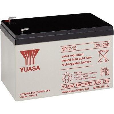 CoreParts MBXLDAD-BA022 UPS batterij - Zwart,Zilver