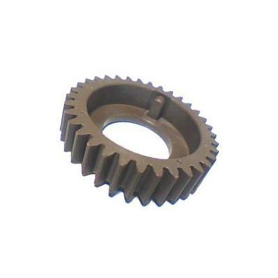 Brother Upper Fuser Roller Gear 34T, Black Printing equipment spare part - Zwart