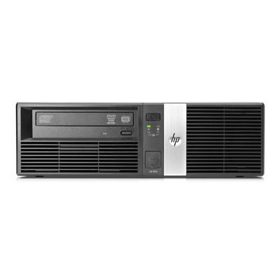 HP rp RP5 5810 POS terminal - Zwart