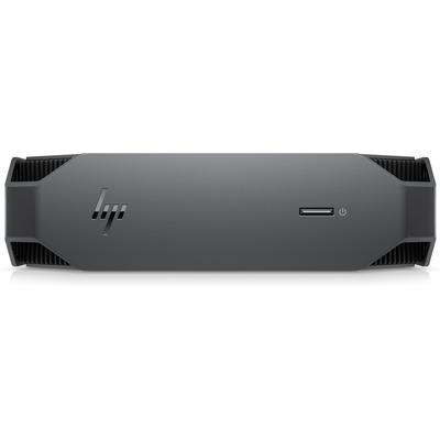 HP Z2 Mini G5 Pc - Zwart