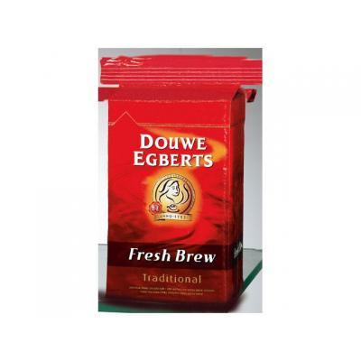 Douwe egberts drank: Koffie traditional fresh brew/pk6x1000g