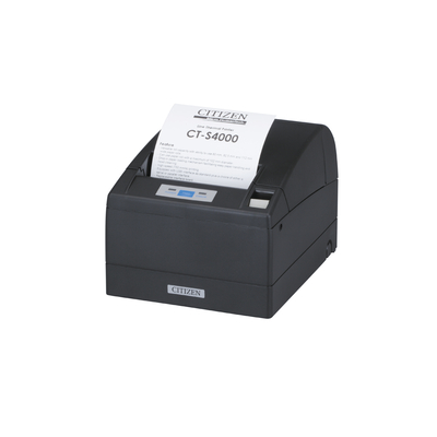 Citizen pos bonprinter: CT-S4000 - Zwart