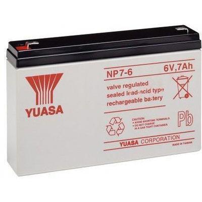 CoreParts MBXLDAD-BA035 UPS batterij - Zwart,Zilver