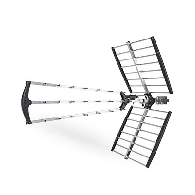 Nedis ANORU10L7ME Antenne - Zilver, Zwart