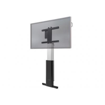 """Ctouch TV standaard: 55 - 86"""", 100 - 240V AC, VESA 400 x 400/600 x 400, Aluminium/Black - Aluminium, Zwart"""