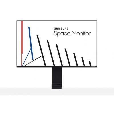 Bespaar ruimte op uw bureau met de nieuwe Samsung Space monitor