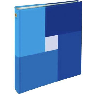Henzo album: Nexus 29x33 - Blauw, Wit