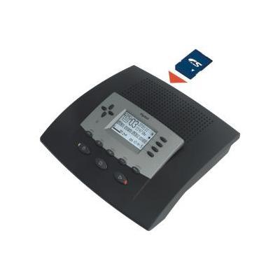 Tiptel antwoordapparaat: 540 SD - Zwart