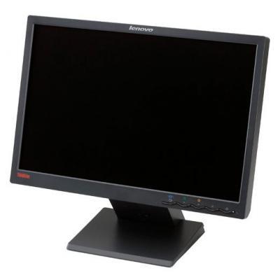 Lenovo monitor: Flat Panel Performance ThinkVision L197 - Zwart