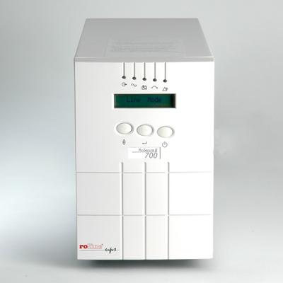 ROLINE ProSecure II 700 - Online UPS - Grijs