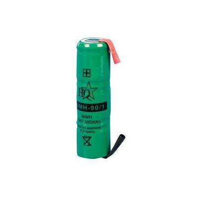 HQ : Ni-MH backup batterij 3.6 V 300 mAh - Groen