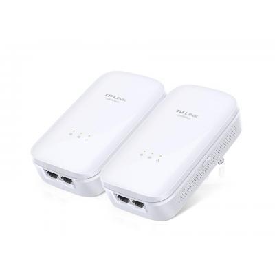 Tp-link powerline adapter: AV1000 - Wit