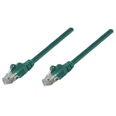 Intellinet Cat6, SFTP, 0.25m Netwerkkabel - Groen