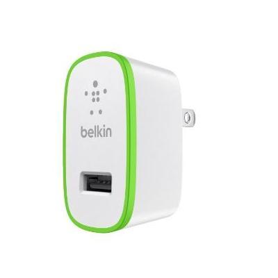 Belkin oplader: 2.4 Amp, white - Wit