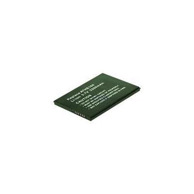2-power batterij: PDA0078A - Zwart