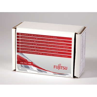 Fujitsu 3541-100K Printing equipment spare part - Multi kleuren