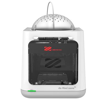 XYZprinting da Vinci nano 3D-printer - Zwart, Wit