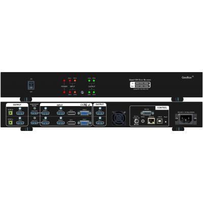 GeoBox G804 - Zwart