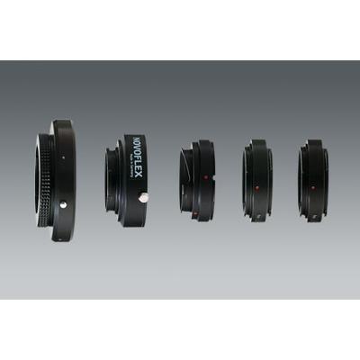 Novoflex Adapter Olympus OM Obj. an Four Thirds Kameras Lens adapter - Zwart