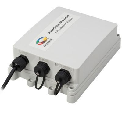 Microsemi PoE adapter: PowerDsine PD-9001GO