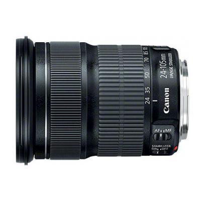 Canon camera lens: EF 24-105mm f/3.5-5.6 IS STM - Zwart