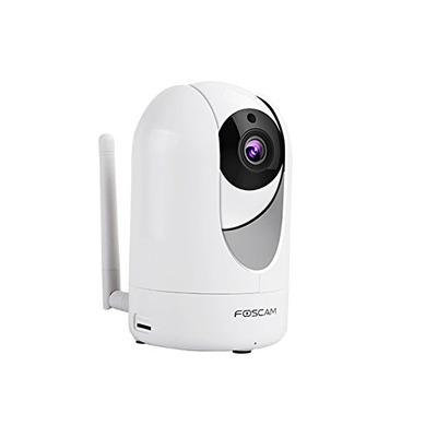 Foscam R2 - Indoor PT HD IP Camera 2MP - Wit Beveiligingscamera