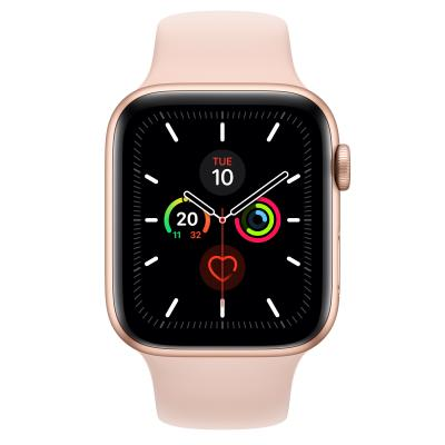 Apple Series 5 44mm Gold Smartwatch