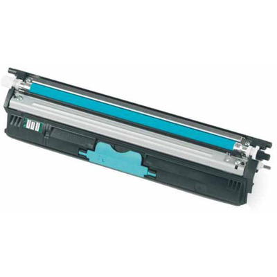 OKI cartridge: Toner voor C110/C130/MC160n, Cyan - Cyaan