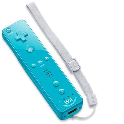 Nintendo game controller: Wii Remote Plus - Blauw