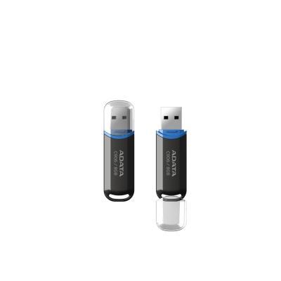 ADATA 8GB C906 USB flash drive - Zwart