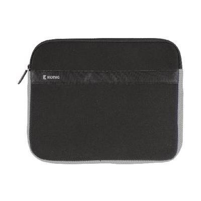 König CSNBSLV200BL laptoptas
