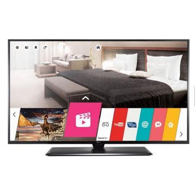 Lg : 55'', 1920 x 1080, LED, FullHD, 10W + 10W, 2 x USB, 1 x HDMI, Wi-fi, Smart TV - Zwart