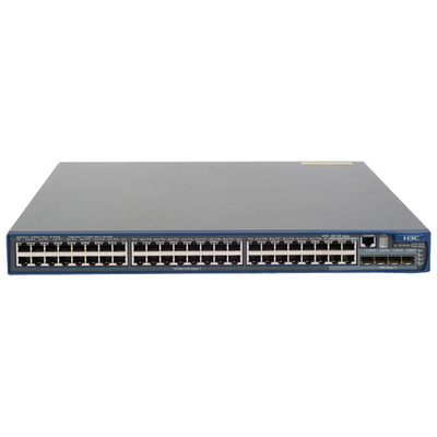 Hewlett Packard Enterprise A 5120-48G EI Switch - Zwart