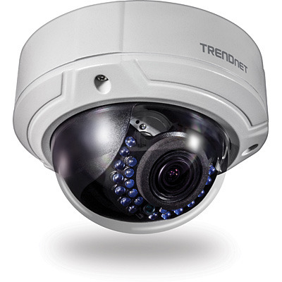 Trendnet TV-IP341PI Beveiligingscamera - Wit