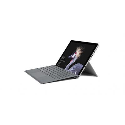 Microsoft tablet: Surface Pro - Zwart, Zilver